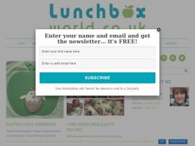 Lunchboxworld.co.uk Promo Codes